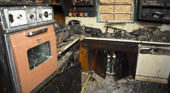 Common Causes of Home Fires